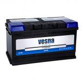 Автомобильный аккумулятор VESNA Power 99.0 L5 фото 170x170