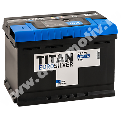 Titan EUROSILVER 76.1 фото 400x400