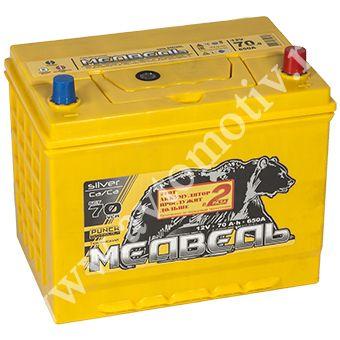 Автомобильный аккумулятор Тюменский Медведь VLA  90D26R (73) фото 340x340