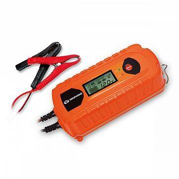 Зарядное устройство DAEWOO DW500 6/12 B фото 360x360