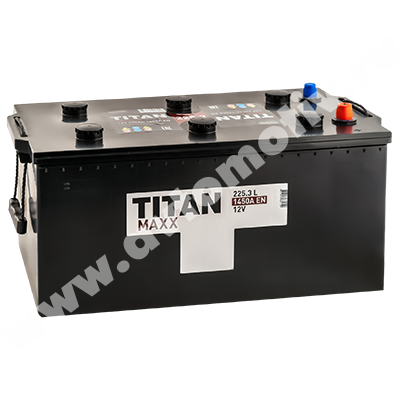 Titan MAXX 225.3 евро фото 400x400