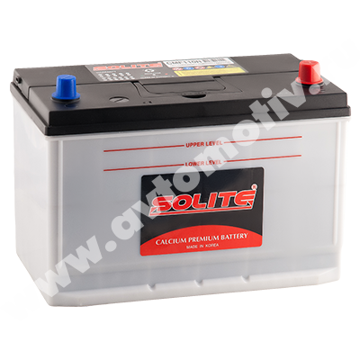 Автомобильный аккумулятор Solite CMF115R (D33R) фото 400x400