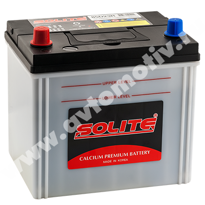 Автомобильный аккумулятор Solite 85D23R (70) фото 400x400