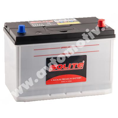 Автомобильный аккумулятор Solite CMF115L (D33L) фото 400x400
