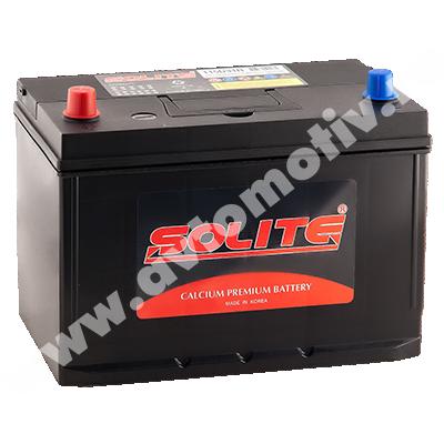 Автомобильный аккумулятор Solite 115D31R B/H (95)  прилив фото 400x400
