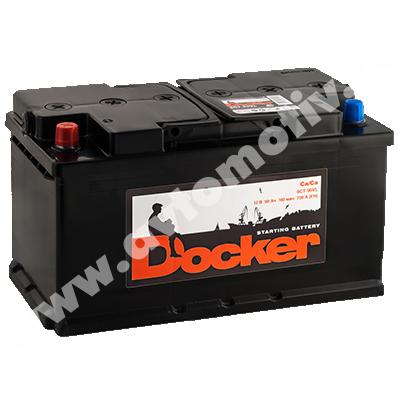 Автомобильный аккумулятор DockeR 90.1 фото 400x400