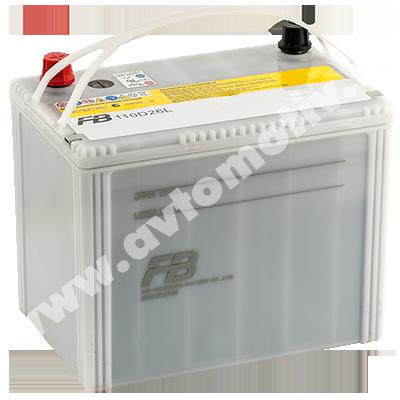 Автомобильный аккумулятор FB 9000 110D26L (80) фото 400x400