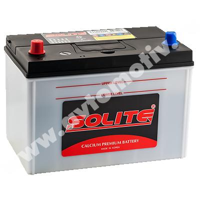 Автомобильный аккумулятор Solite 115D31R (95) фото 400x400