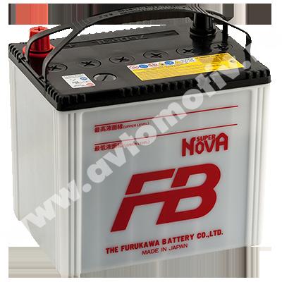 Автомобильный аккумулятор Super Nova 75D23L (65) фото 400x400