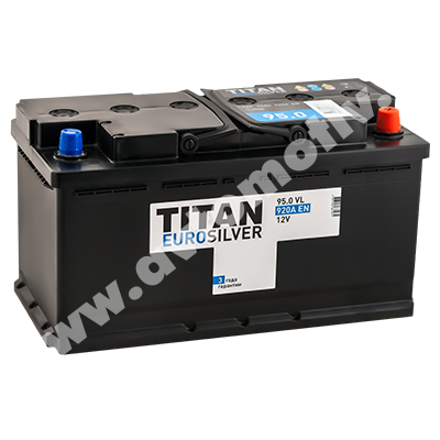 Titan EUROSILVER 95.0 фото 400x400