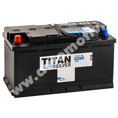 Titan EUROSILVER 110.1 фото 400x400