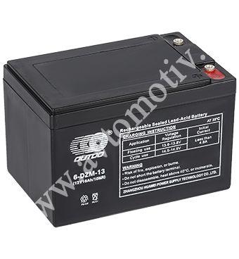 Аккумулятор OUTDO VRLA 12v  16Ah (6-DZM-13) e-byke фото 340x368