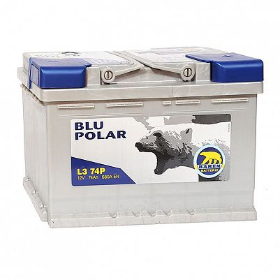 Baren Polar Blu 74.0 L3 фото 401x401