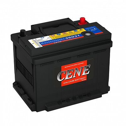 Автомобильный аккумулятор CENE Euro 60.1 L2 (56031) фото 401x401