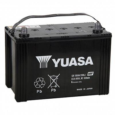 YUASA MF Black Edition 115D31L (90) фото 401x401