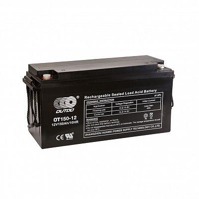 Аккумулятор OUTDO VRLA 12v  150Ah (OT150-12) фото 401x401