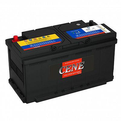 Автомобильный аккумулятор CENE Euro 110.0 L6 (61038) фото 401x401