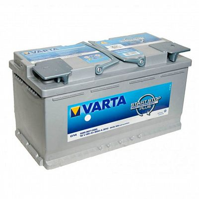 Varta G14 Silver Dynamic AGM Start-Stop Plus (595 901 085) 95Ah фото 401x401
