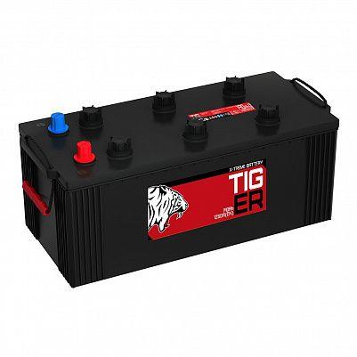 Аккумулятор для грузовиков Tiger X-treme (Тюмень) 190.4 (D5) рос конус фото 401x401