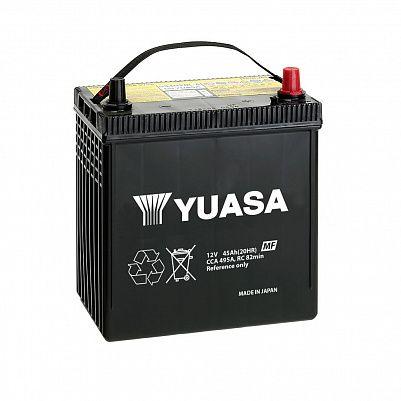 Автомобильный аккумулятор YUASA MF Black Edition 60B24R (45) фото 401x401