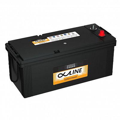 Аккумулятор для грузовиков AlphaLine Super Dynamic 135 Ач (MF135F51R) евро фото 401x401