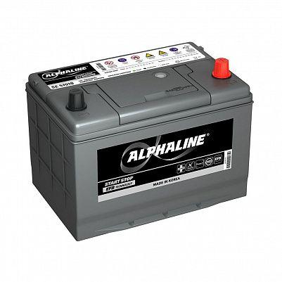 Автомобильный аккумулятор AlphaLine EFB 68 Ач (SE 100D26L) фото 401x401
