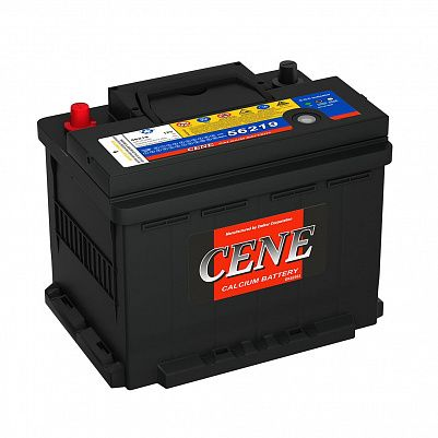Автомобильный аккумулятор CENE Euro 62.0 L2 (56219) фото 401x401
