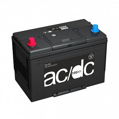 Автомобильный аккумулятор AC/DC 115D31R (100) фото 401x401