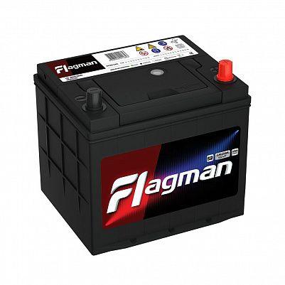 Автомобильный аккумулятор Flagman 60.0 L1 (26R-550) фото 401x401