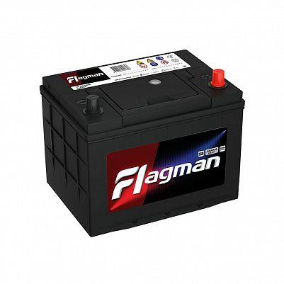 Автомобильный аккумулятор Flagman 70B24L (55) фото 401x401