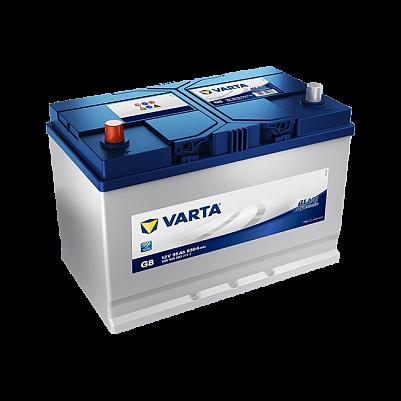 Автомобильный аккумулятор Varta G8 Blue Dynamic 12v 95Ah 830A (595 405 083) D31R фото 401x401