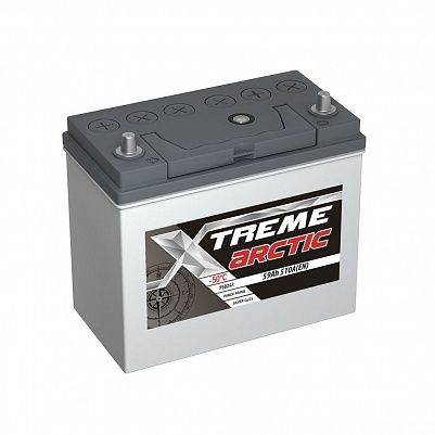 Автомобильный аккумулятор X-treme Arctic  75B24R (59) фото 401x401