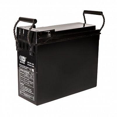 Аккумулятор OUTDO VRLA 12v 55A*h (OT55-12R) узк фото 401x401