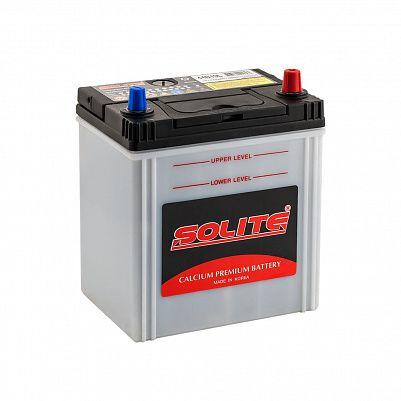 Автомобильный аккумулятор Solite 44B19L (44) фото 401x401