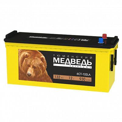 Аккумулятор для грузовиков Тюменский Медведь 132.3 евро фото 401x401