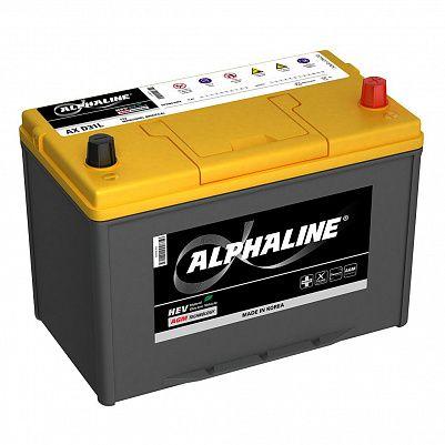 Автомобильный аккумулятор AlphaLINE AGM AX D31L (90) фото 401x401