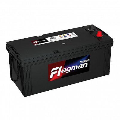 Аккумулятор для грузовиков Flagman 190G51R (190) евро фото 401x401