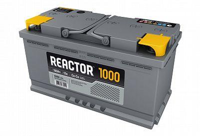 Автомобильный аккумулятор Reactor 100.1 фото 401x273