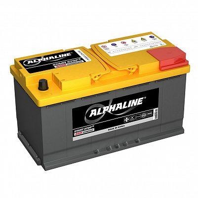 Автомобильный аккумулятор AlphaLINE AGM 95.0 L5 (AX 59520) 95Ач фото 401x401