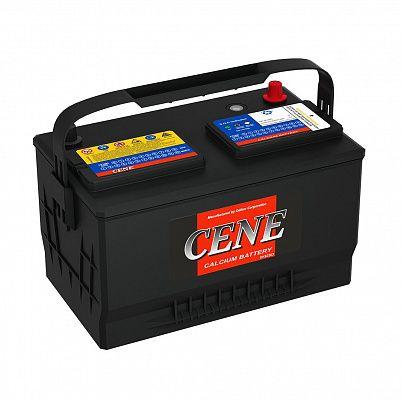 Автомобильный аккумулятор CENE Euro 85.1 65-850 85Ач 850А Прямая полярность (302х182х192) широкий фото 401x401