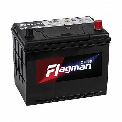 Автомобильный аккумулятор Flagman 100D26L (80) фото 401x401