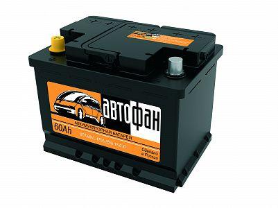Автомобильный аккумулятор Автофан 60.0 фото 401x300