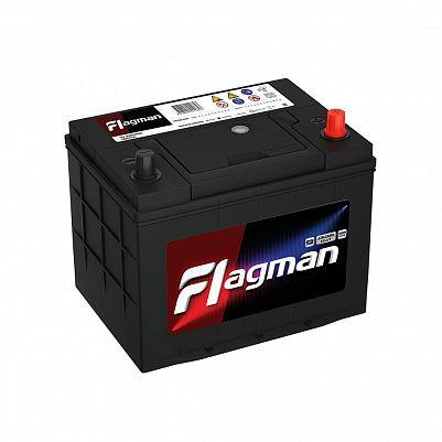 Автомобильный аккумулятор Flagman 65B24L (52) фото 401x401