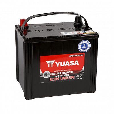 YUASA EFB 95D23L (66) фото 401x401