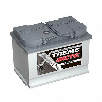 Автомобильный аккумулятор X-treme Arctic 78.0 фото 401x401