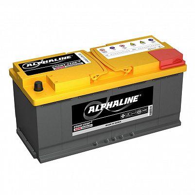 Автомобильный аккумулятор AlphaLINE AGM 105.0 L6 (SA 60520) фото 401x401