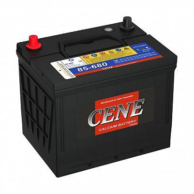 Автомобильный аккумулятор CENE 85-680 D23L фото 401x401