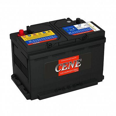 Автомобильный аккумулятор CENE Euro 58014 80.0 Ah L3 фото 401x401