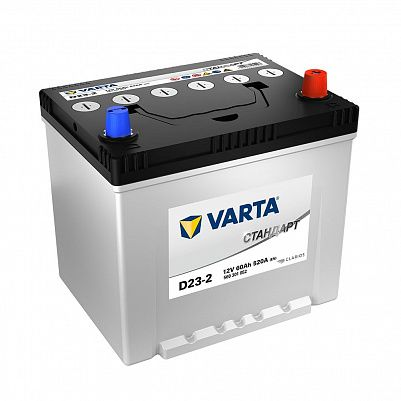 Varta Стандарт D23L (60) обр фото 401x401