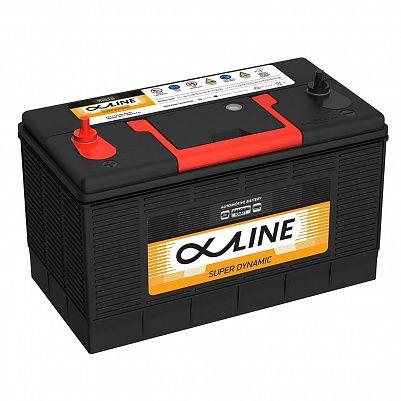 Аккумулятор для грузовиков AlphaLINE  31S-1000 уни резьба фото 401x401